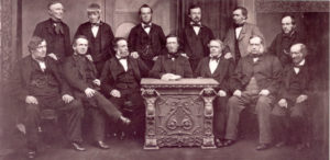 1844 - Rochdale Pioneers Society established
