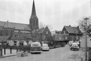 Meerpad te Nieuwendam. Bron: Rijksdienst voor het Cultureel Erfgoed